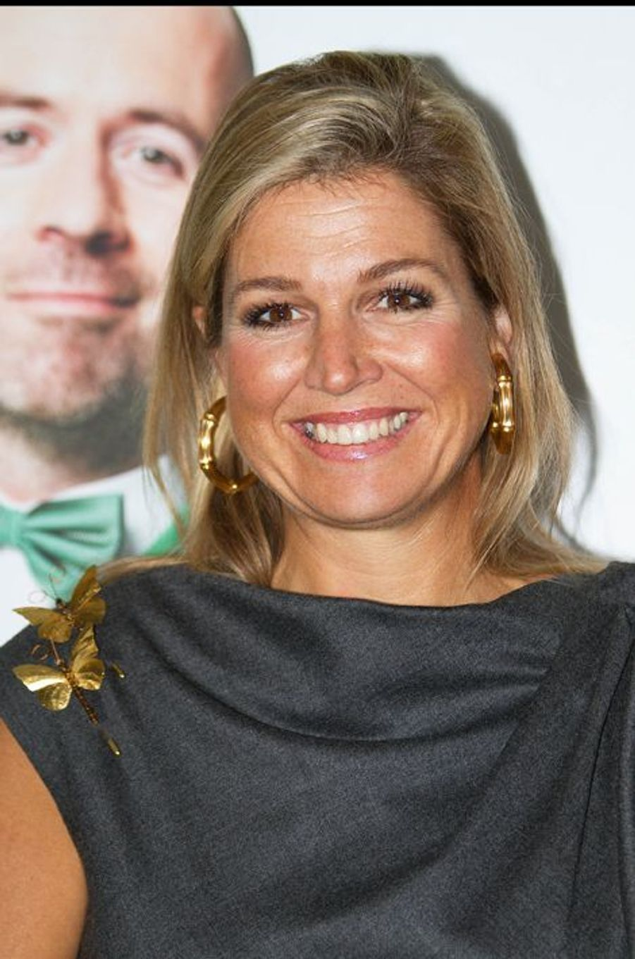 La reine Maxima des Pays-Bas, le 11 septembre 2014