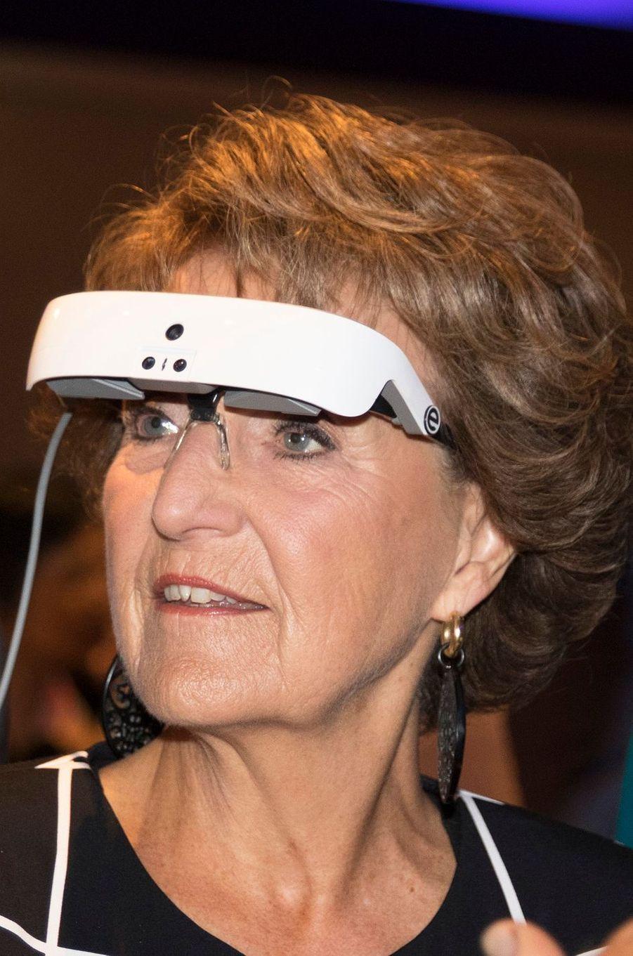 La princesse Margriet des Pays-Bas à La Haye, le 26 juin 2017