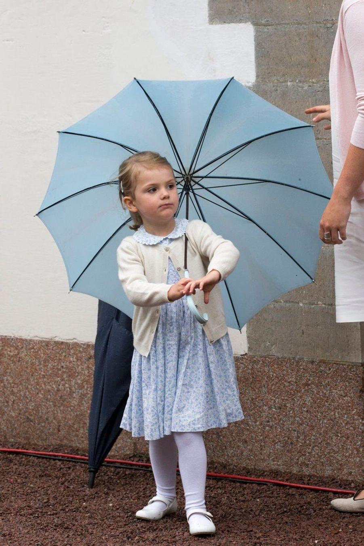 La princesse Estelle a encore volé la vedette