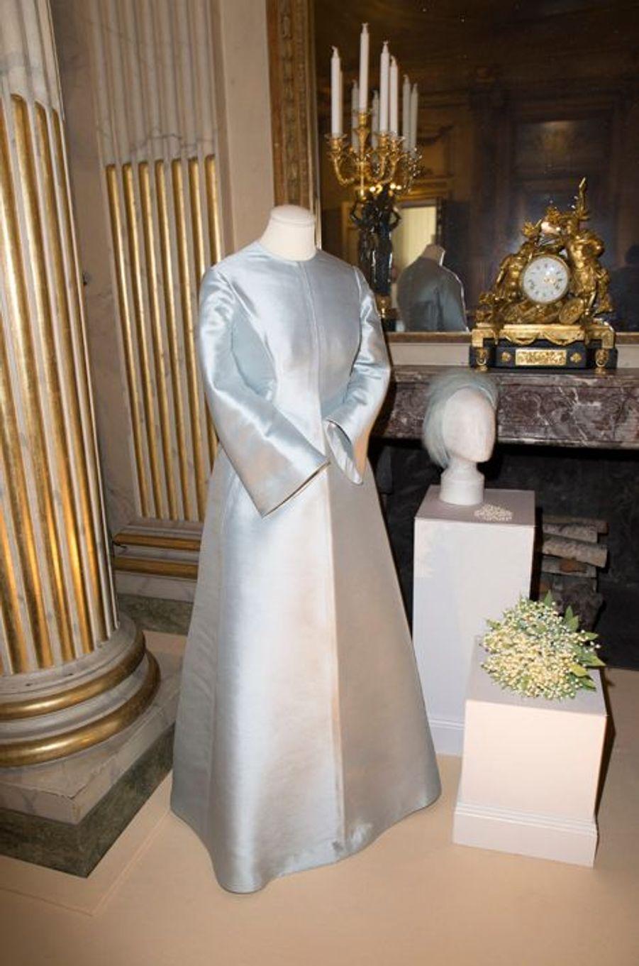"""Exposition """"The Lilian Look!"""" au Palais royal à Stockholm, le 29 août 2015"""