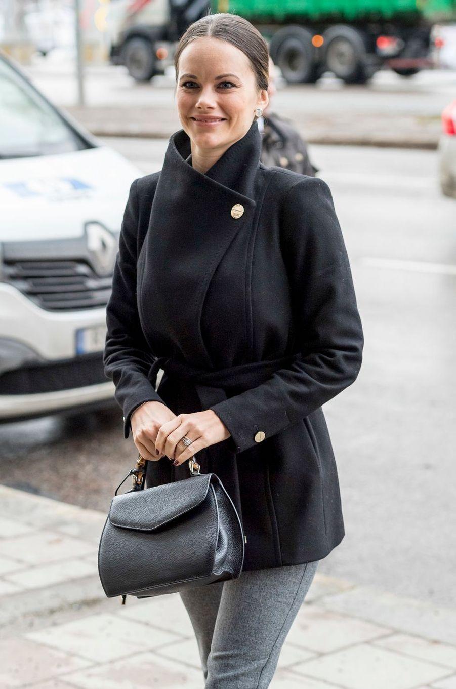 La princesse Sofia de Suède, le 29 novembre 2016