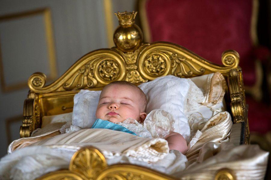 Le prince Alexander de Suède à Stockholm, le 9 septembre 2016