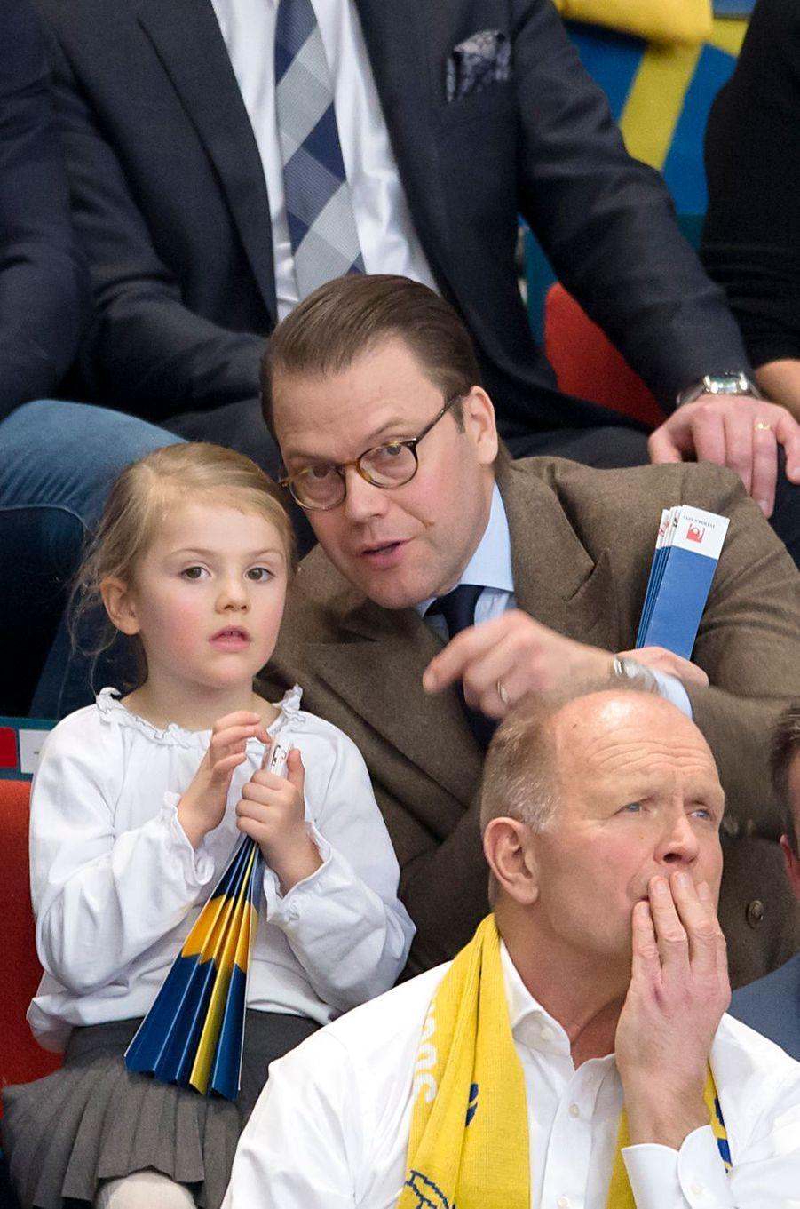 Estelle Daniel Suède Euro Hand Stockholm 4 Dec 2016 20