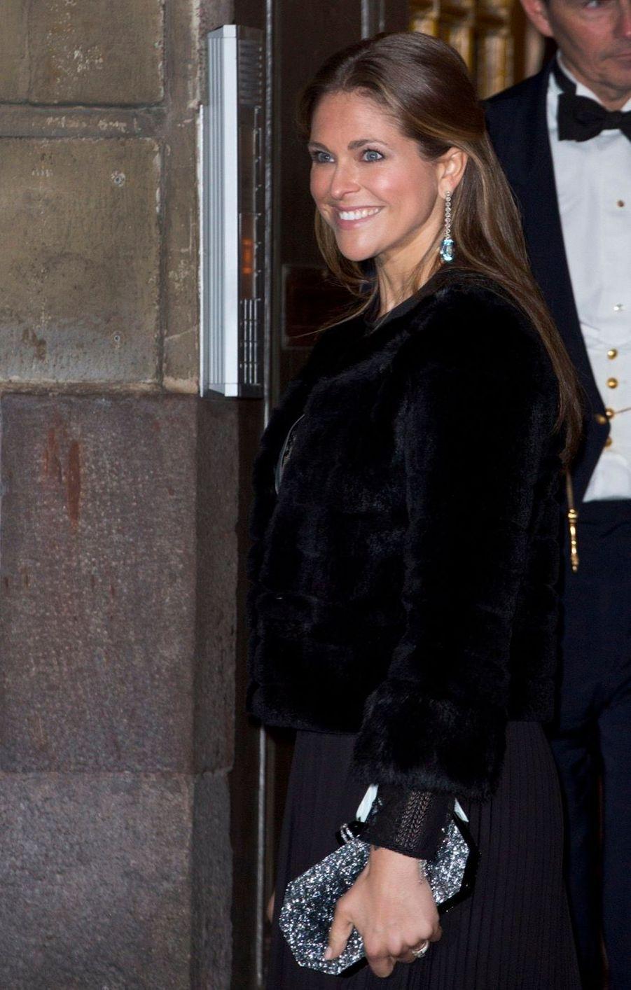 La Famille Royale Suédoise Réunie Pour L'assemblée De L'Académie 11
