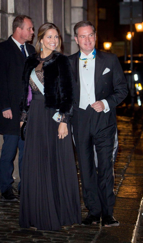 La Famille Royale Suédoise Réunie Pour L'assemblée De L'Académie 7