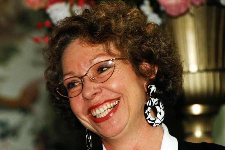 La princesse Christina de Suède le 23 juin 1993