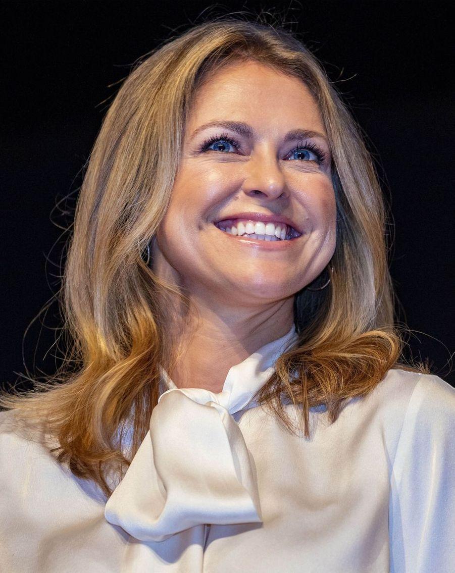 La princesse Madeleine de Suède à Göteborg, le 27 septembre 2019