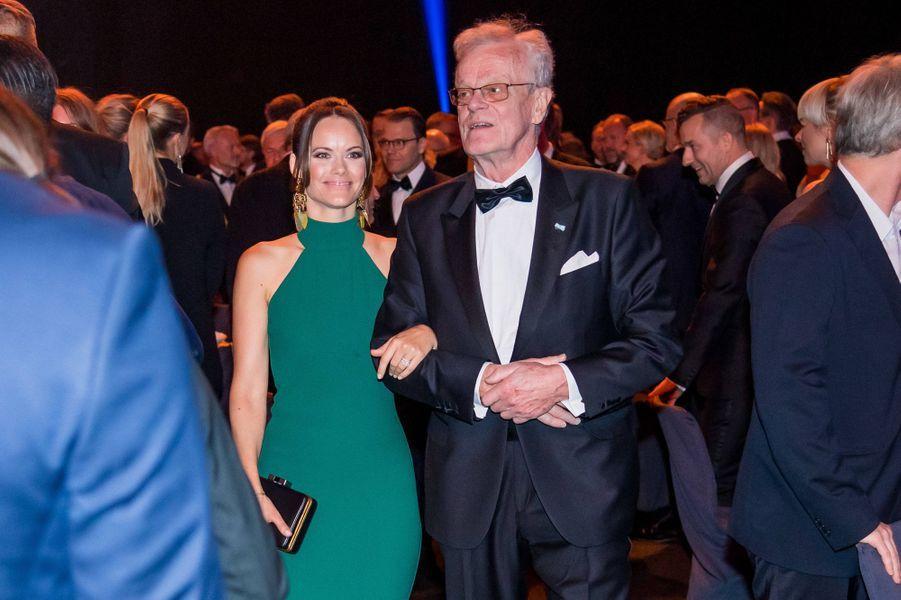 La princesse Sofia de Suède à Stockholm, le 27 janvier 2020