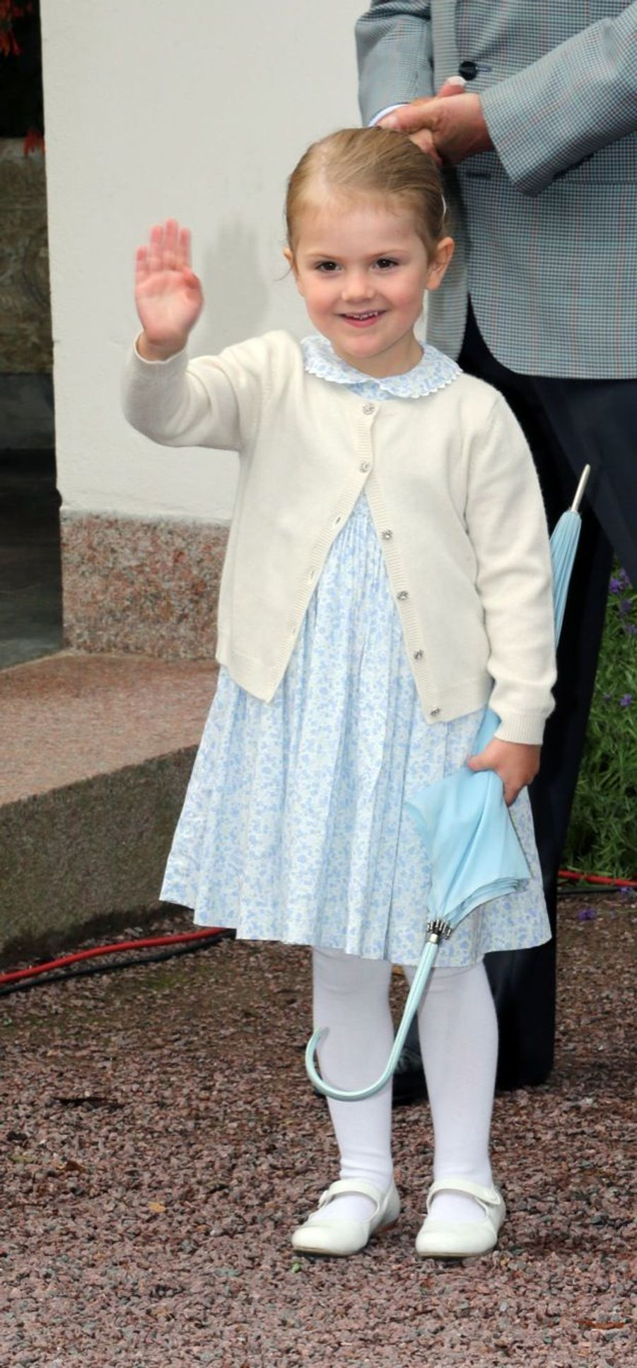 La princesse Victoria de Suède fête ses 38 ans en famille