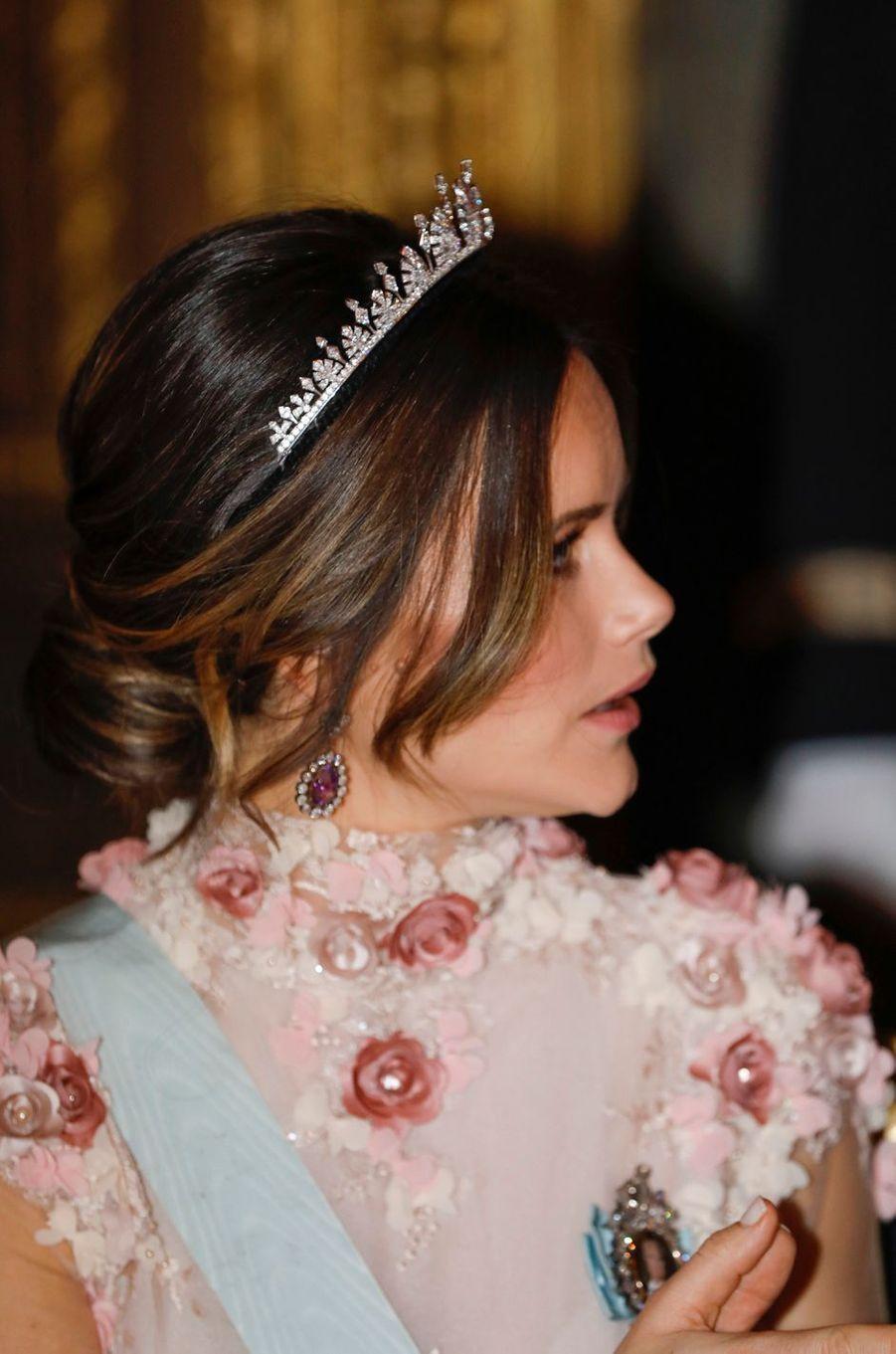 La princesse Sofia de Suède à Stockholm, le 11 décembre 2019
