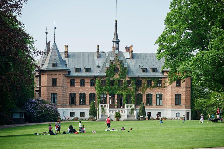 Le château Sofiero à Helsingborg, le 6 juin 2016