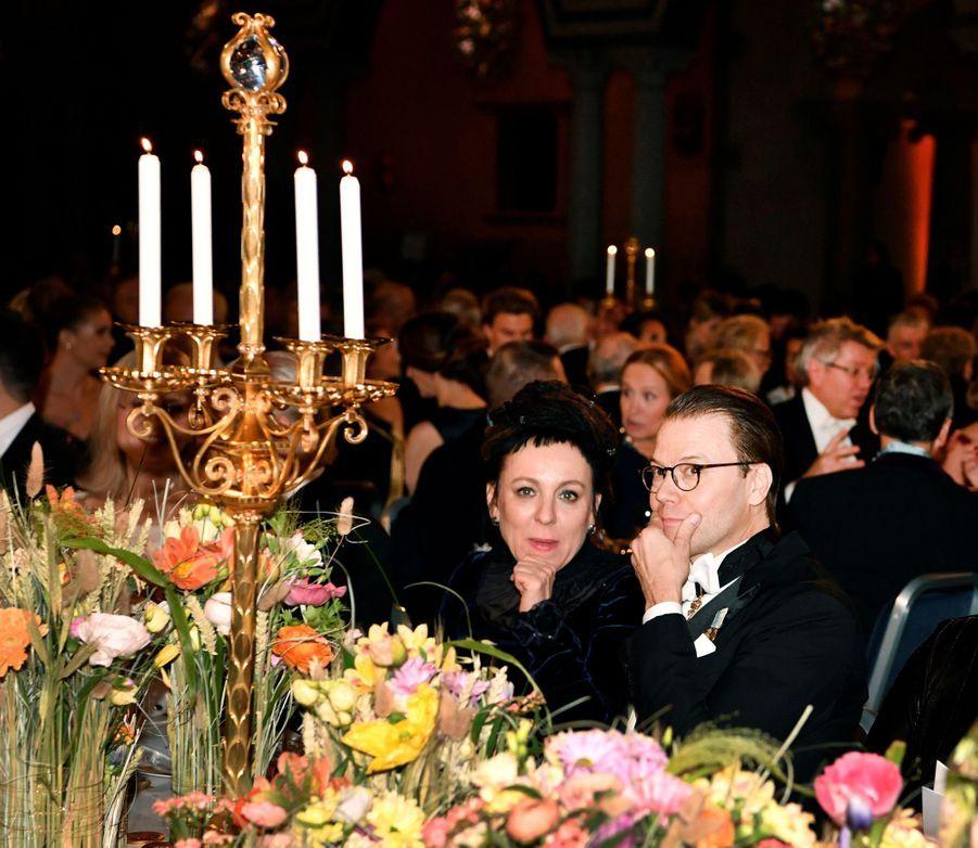 Le prince consort Daniel de Suède à Stockholm, le 10 décembre 2019