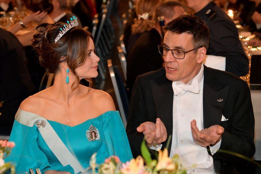 La princesse Sofia de Suède à Stockholm, le 10 décembre 2019