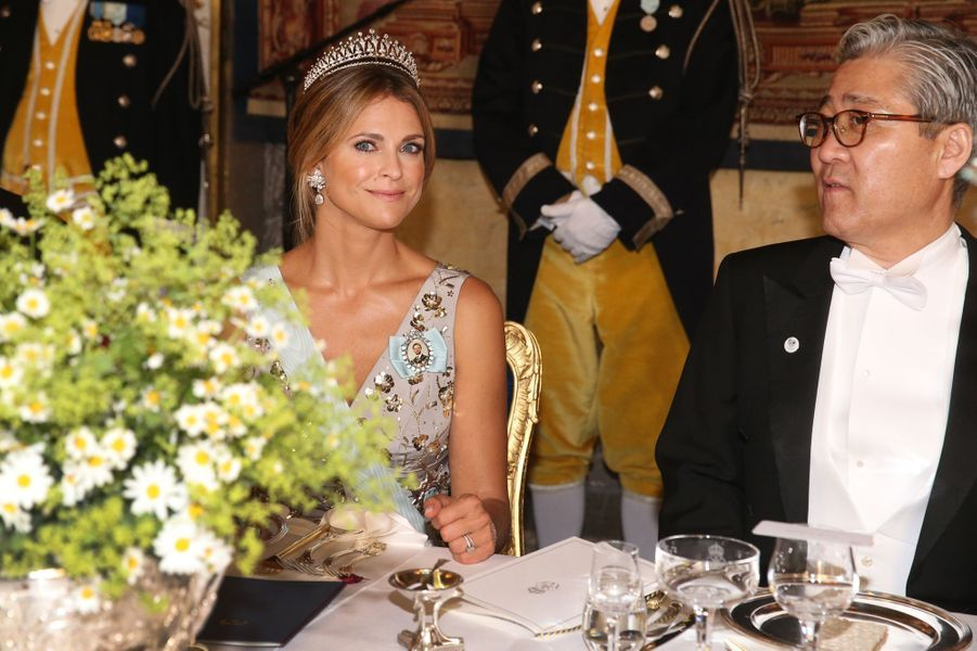 La princesse Madeleine de Suède à Stockholm, le 14 juin 2019