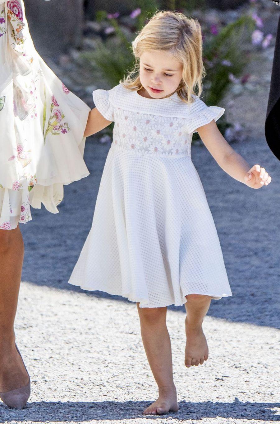 La princesse Leonore de Suède, le 8 juin 2018