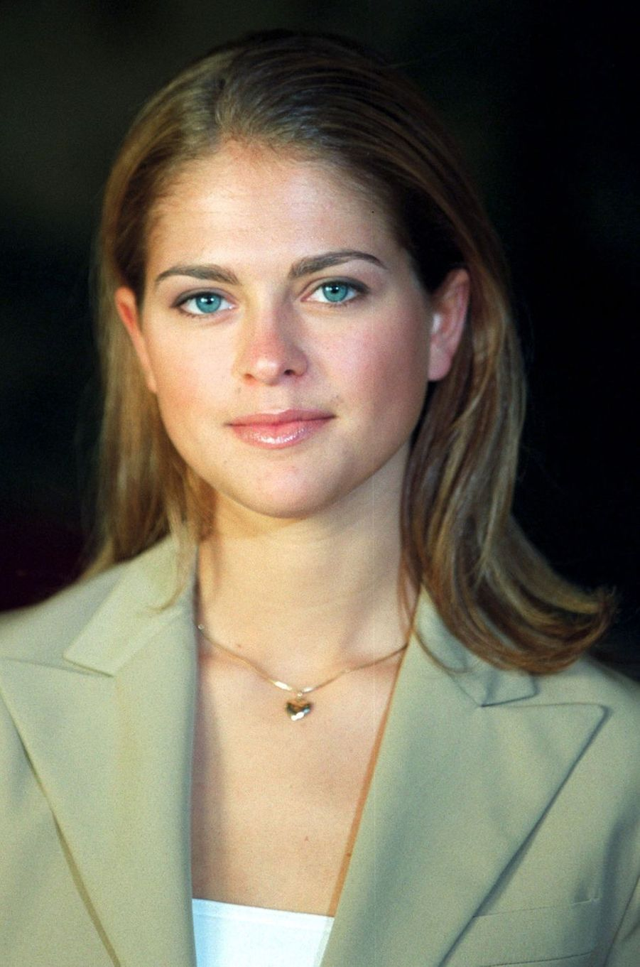 La princesse Madeleine de Suède, le 7 juin 2000. Portrait pour ses 18 ans