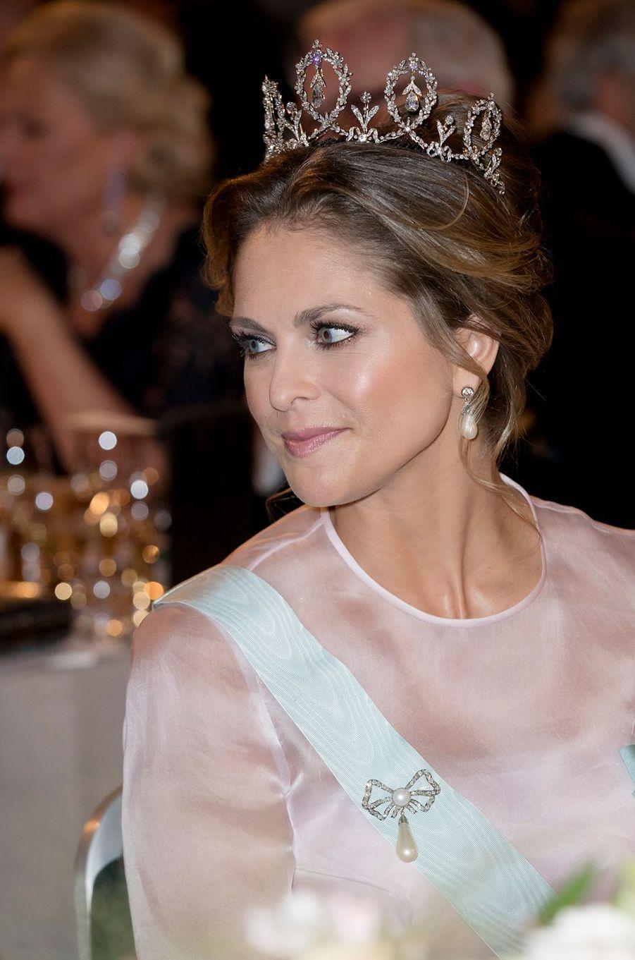 La princesse Madeleine de Suède, le 10 décembre 2016