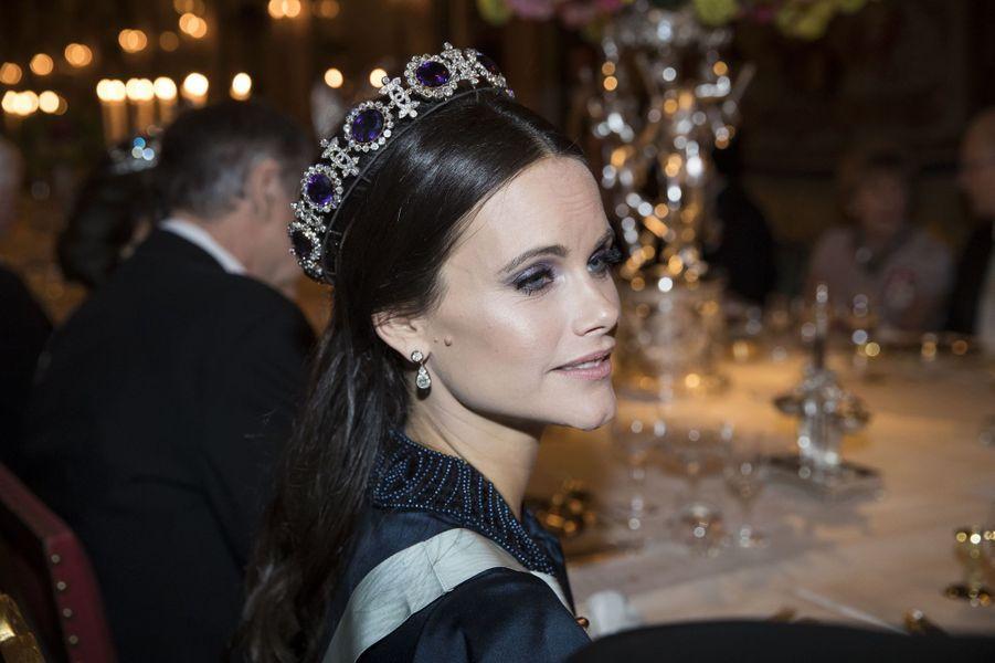 La princesse Sofia de Suède à Stockholm, le 20 février 2017