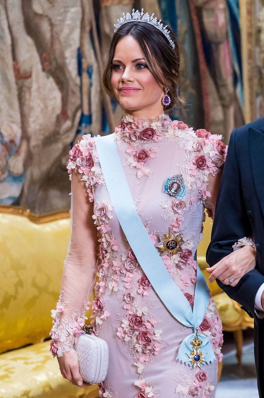 La princesse Sofia de Suède, à Stockholm le 11 décembre 2019