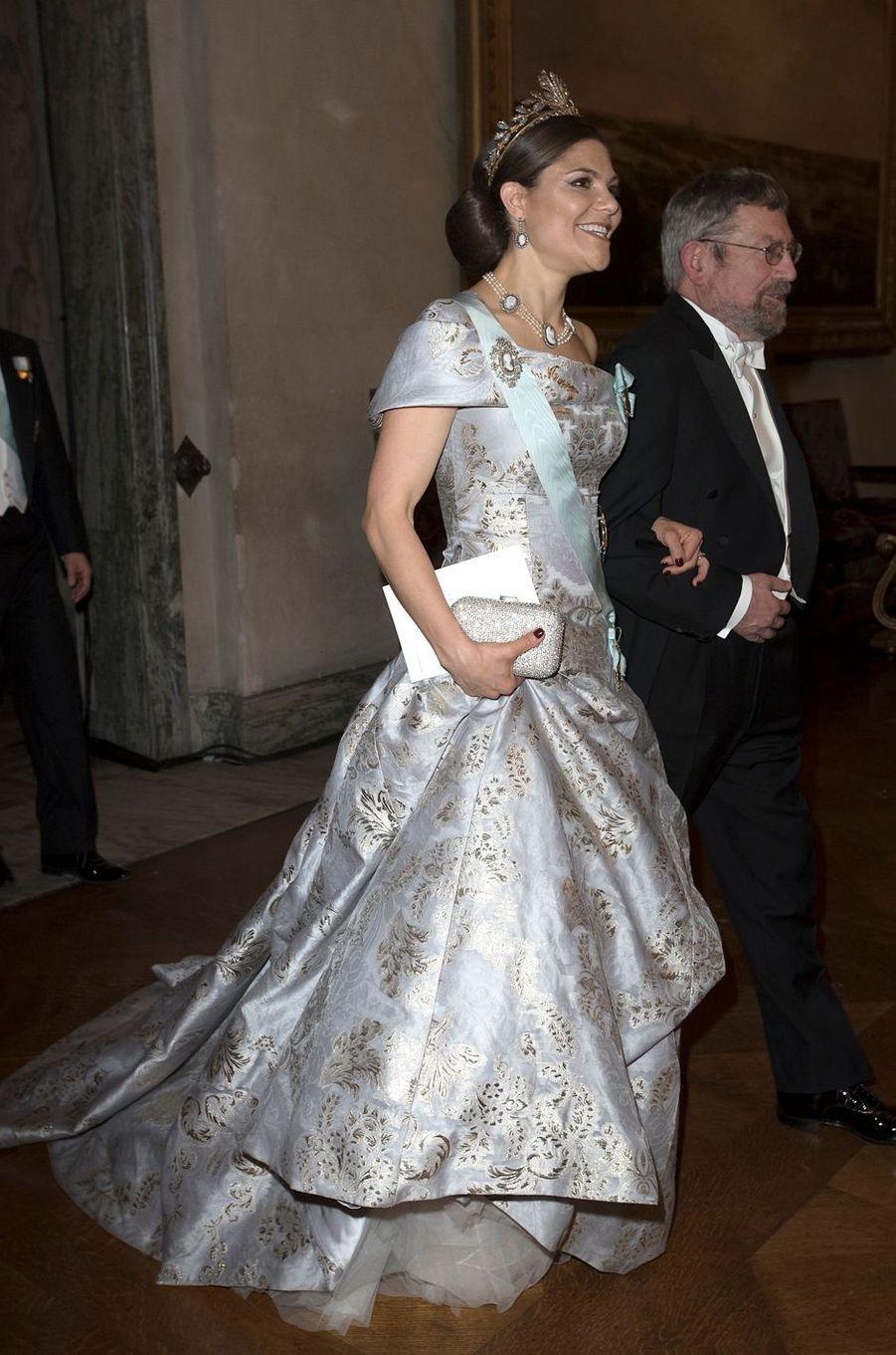 La princesse Victoria de Suède, le 10 décembre 2016