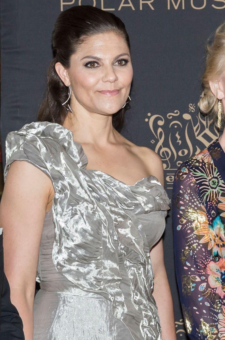La princesse Victoria de Suède, le 16 juin 2017