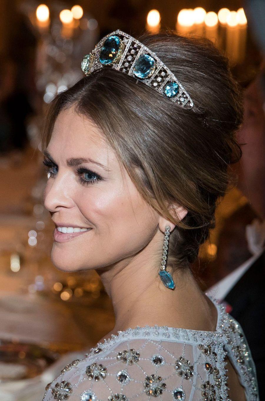 La princesse Madeleine de Suède, le 20 février 2017