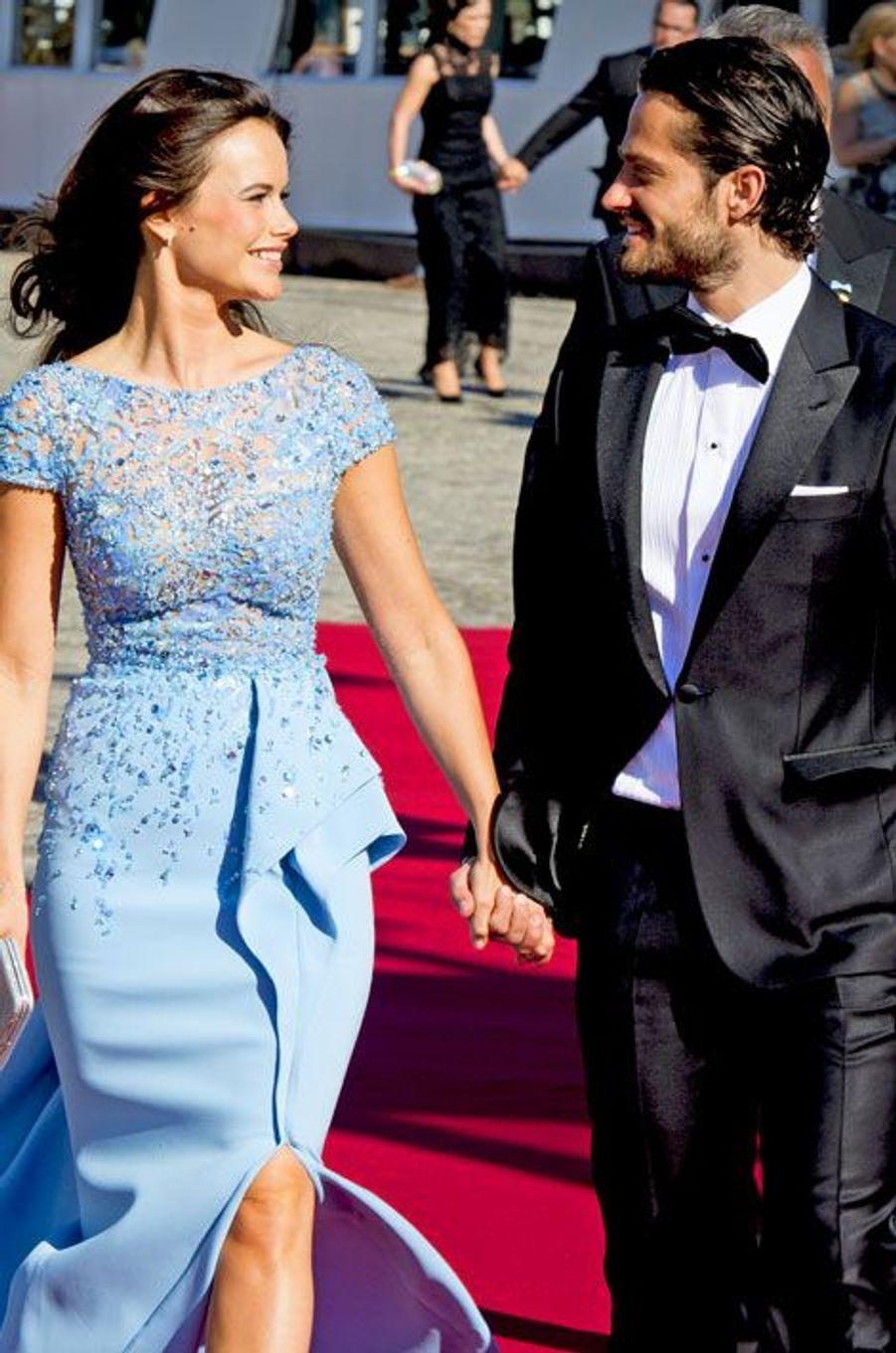 Carl Philip de Suède et Sofia
