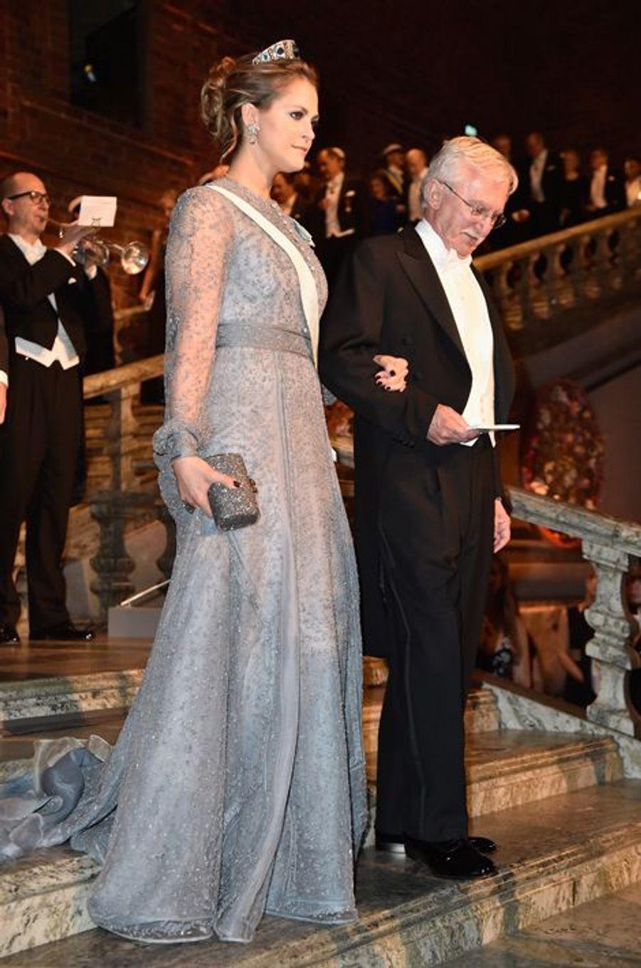 La princesse Madeleine de Suède, le 10 décembre 2015