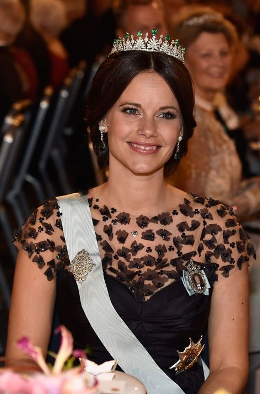 La princesse Sofia de Suède, le 10 décembre 2015