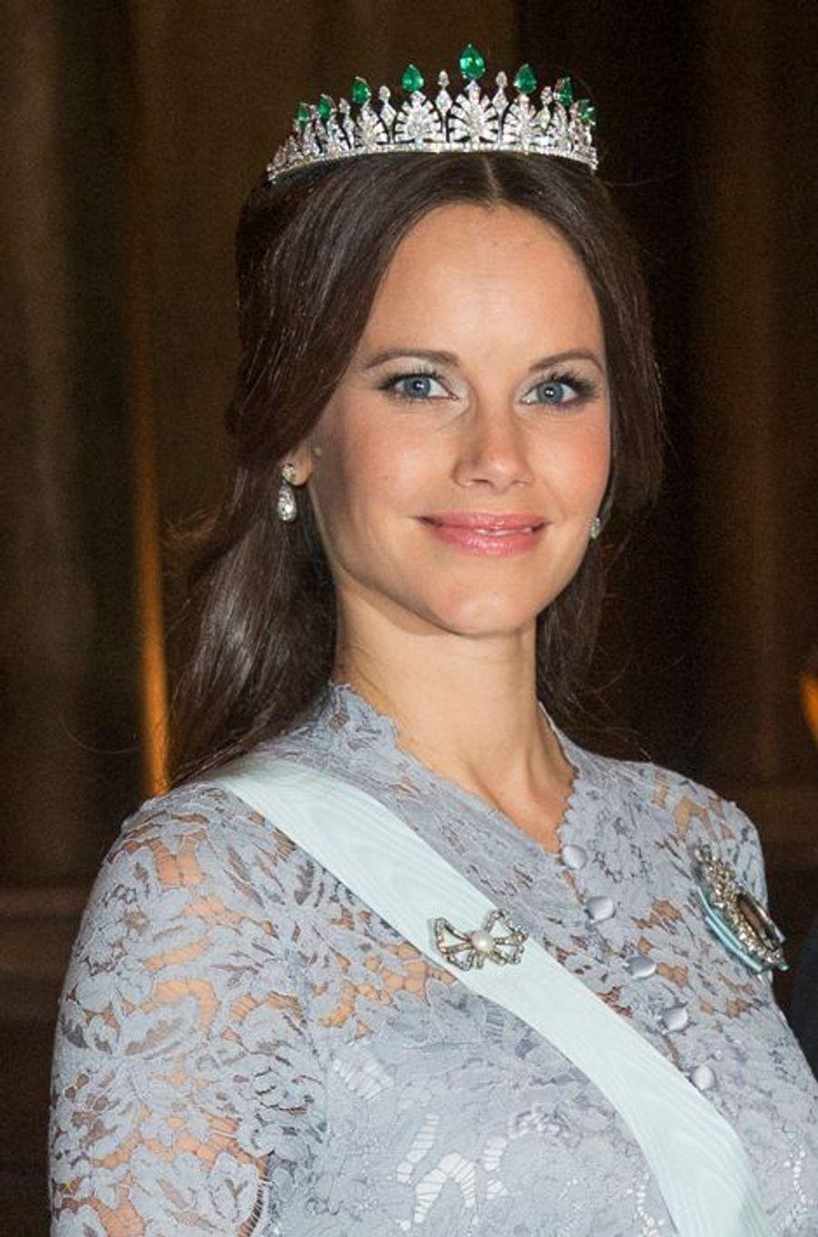 La princesse Sofia de Suède, le 11 décembre 2015