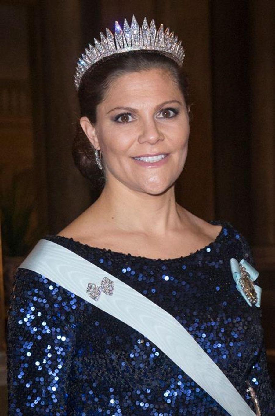 La princesse Victoria de Suède, le 11 décembre 2015