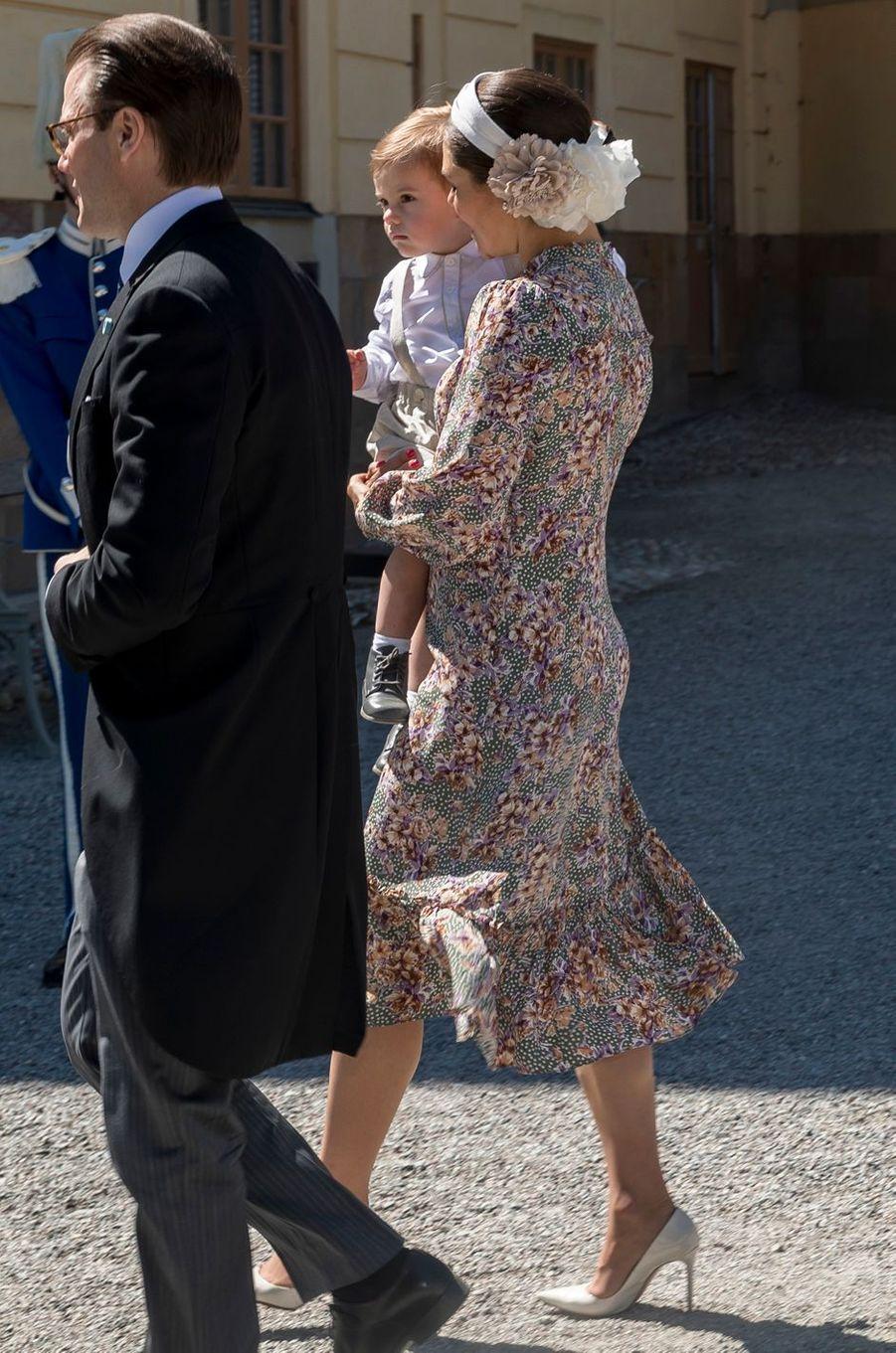 La princesse Victoria de Suède, le 8 juin 2018