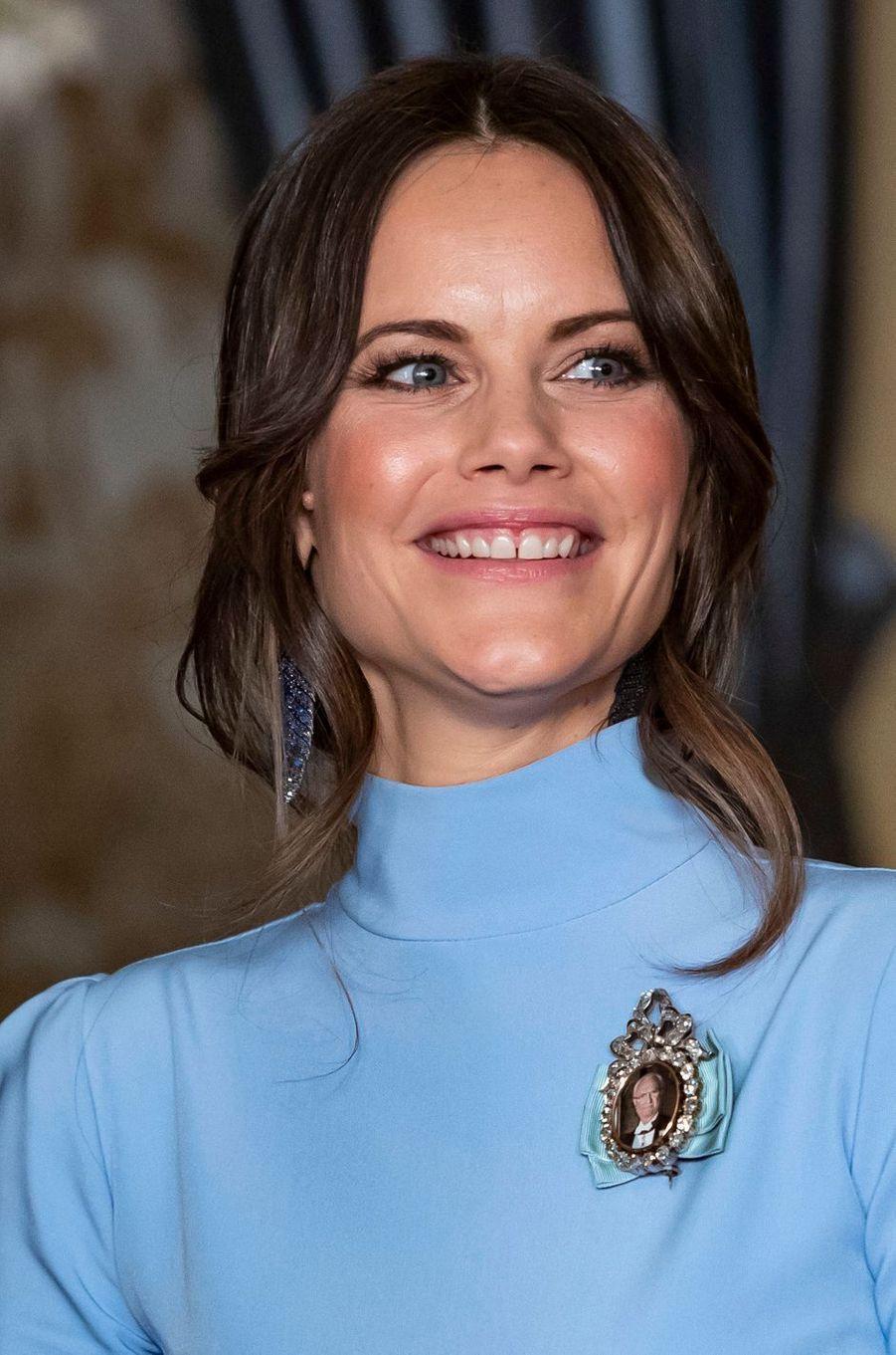 La princesse Sofia de Suède à Stockholm, le 14 mars 2019
