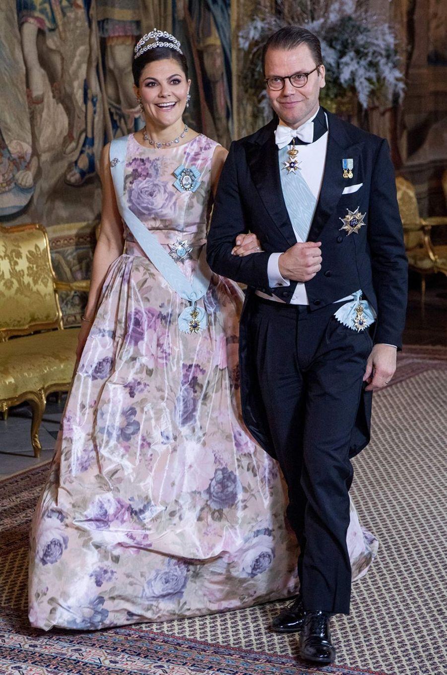 La princesse Victoria de Suède le 11 décembre 2017