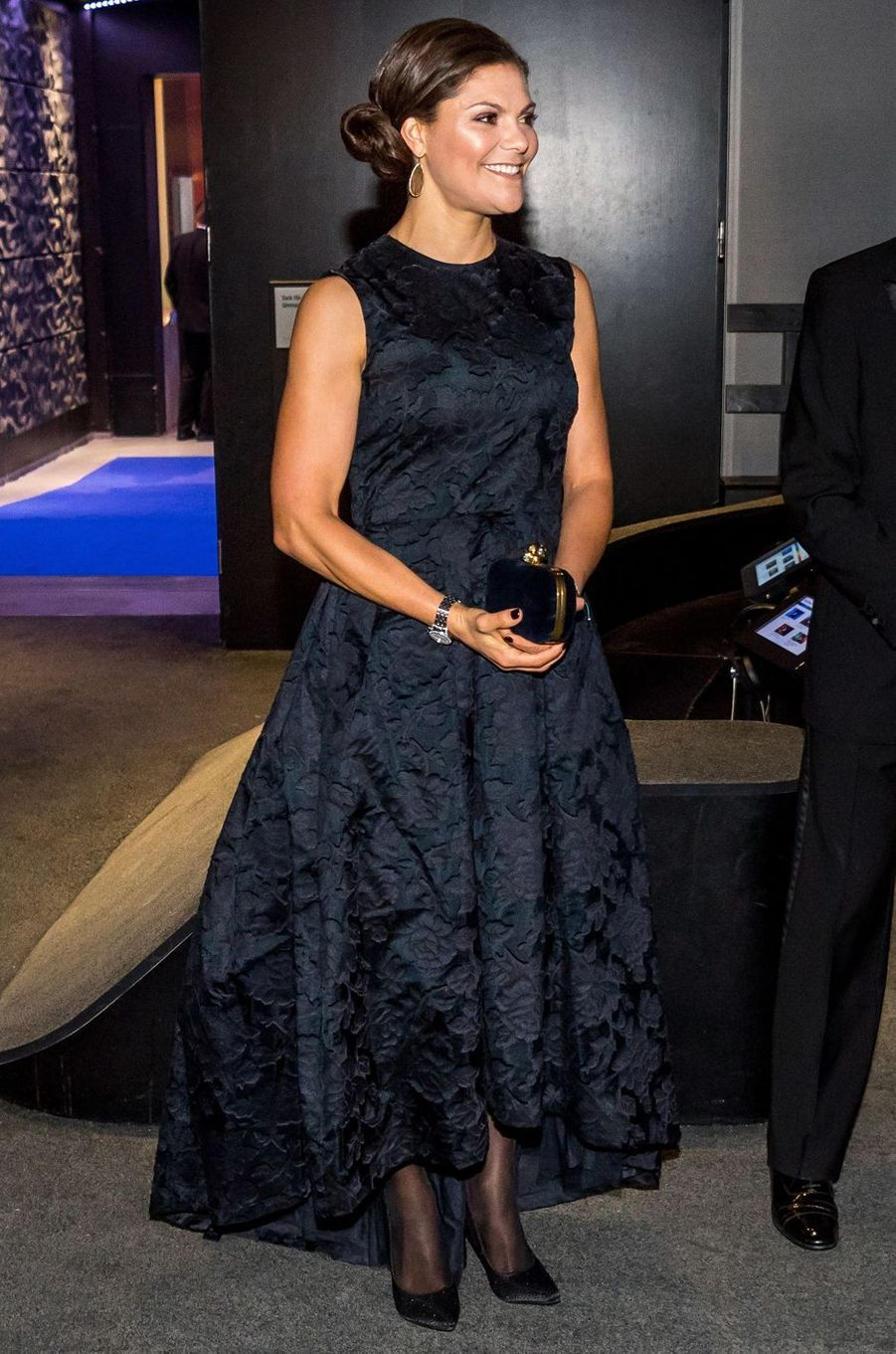 La princesse Victoria de Suède le 14 novembre 2017