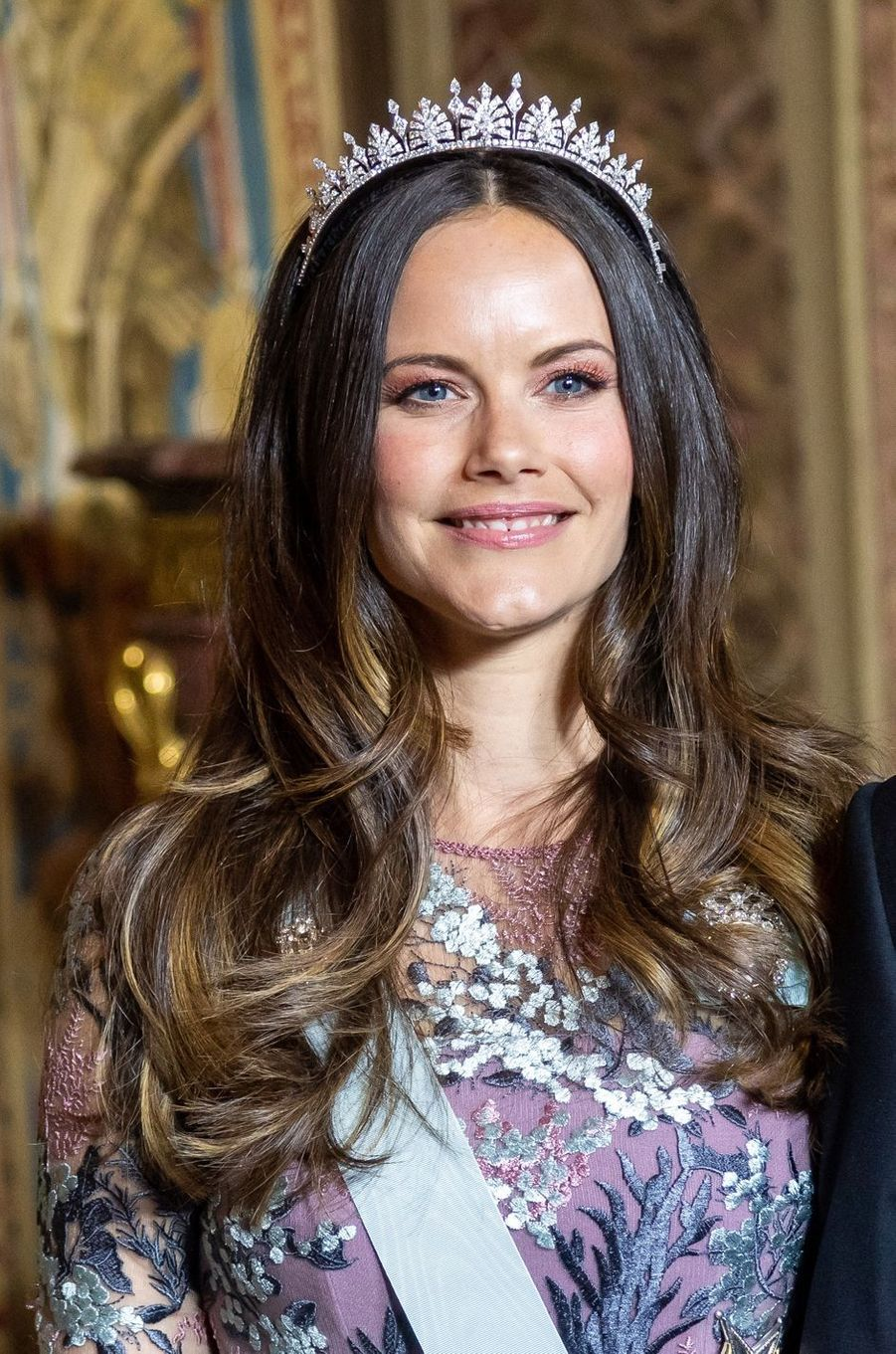 La princesse Sofia de Suède à Stockholm, le 31 mai 2018