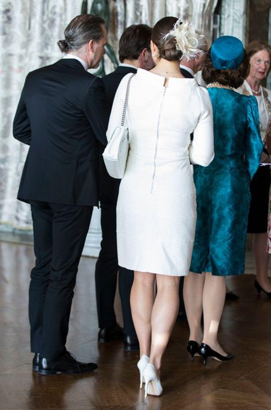 La princesse Victoria et la reine Silvia de Suède à Stockholm, le 11 mai 2016