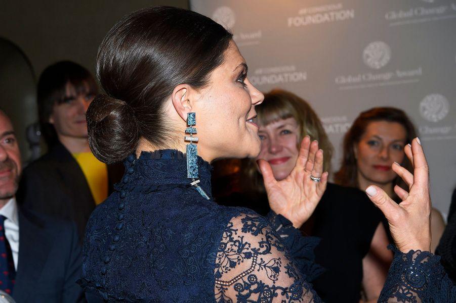 La princesse Victoria de Suède, le 10 février 2016