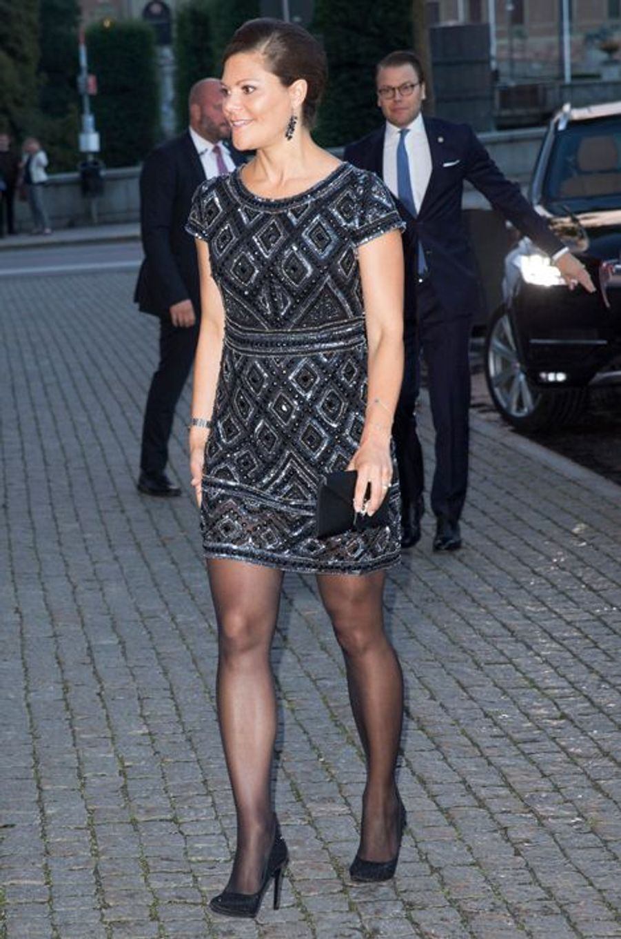 La princesse Victoria de Suède, le 15 septembre 2015