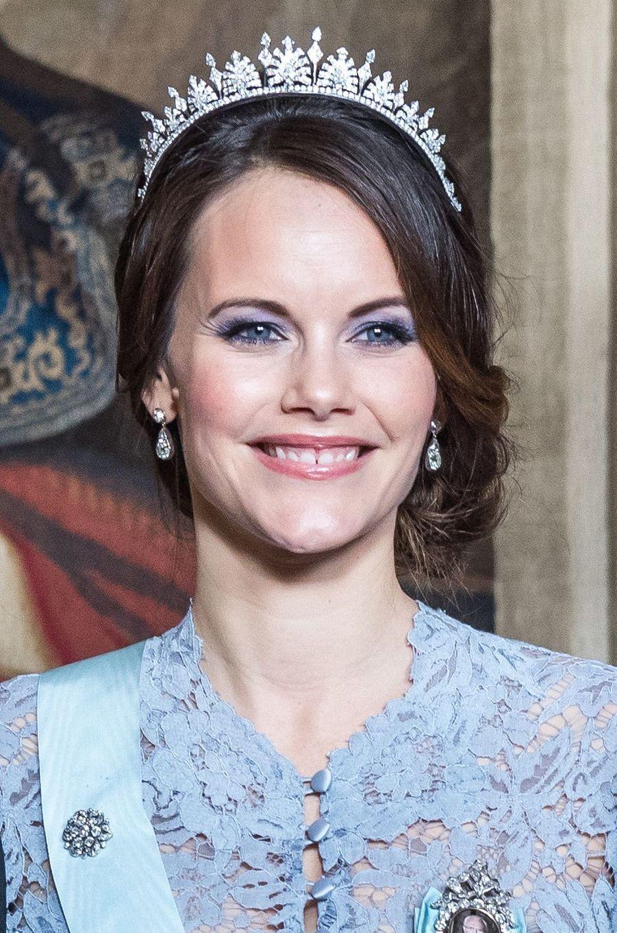 La princesse Sofia de Suède à Stockholm, le 23 novembre 2017