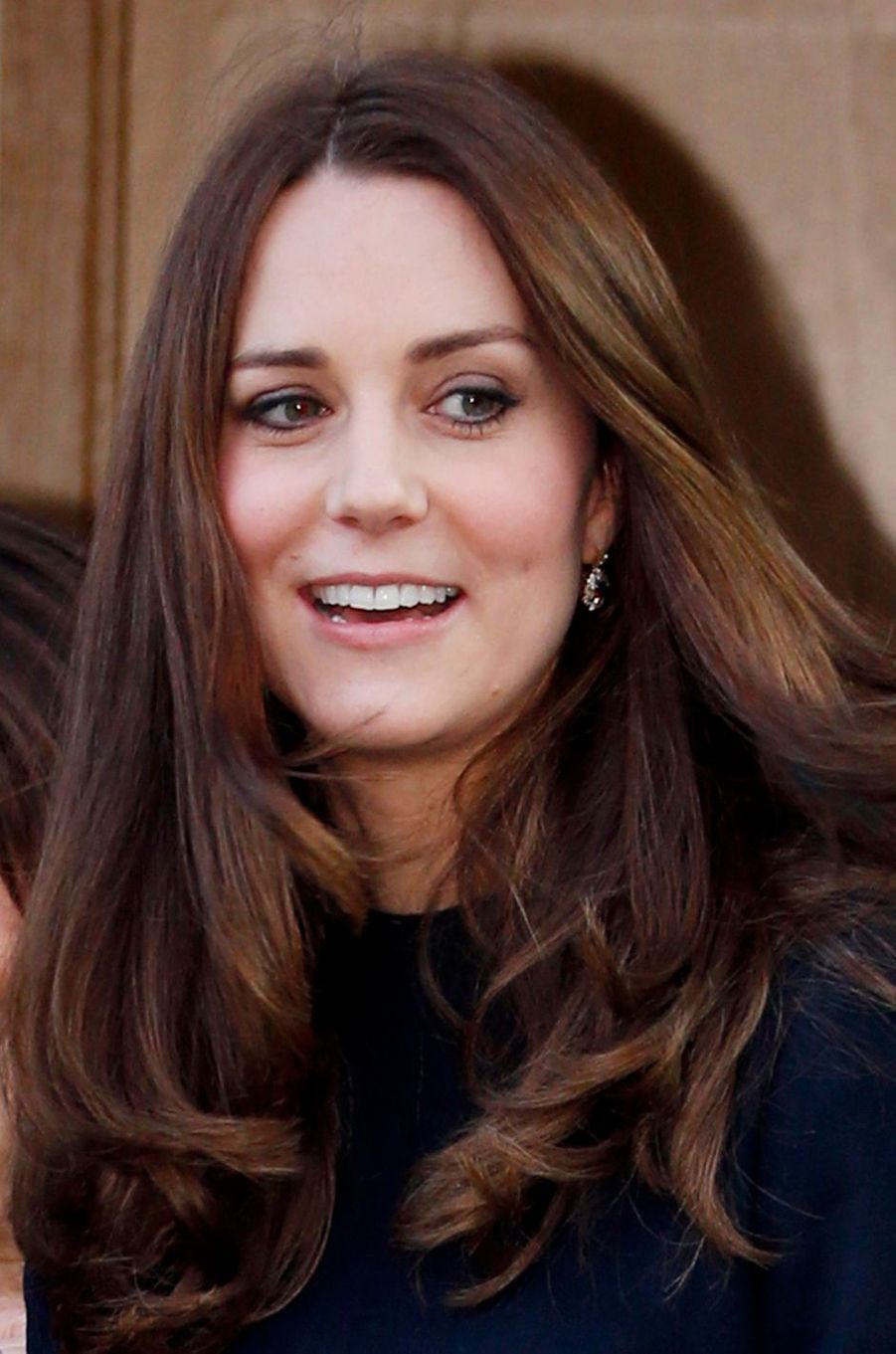 La duchesse de Cambridge, née Kate Middleton, le 15 janvier 2015