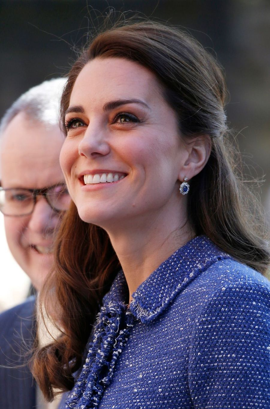 La duchesse de Cambridge, née Kate Middleton, le 28 février 2017