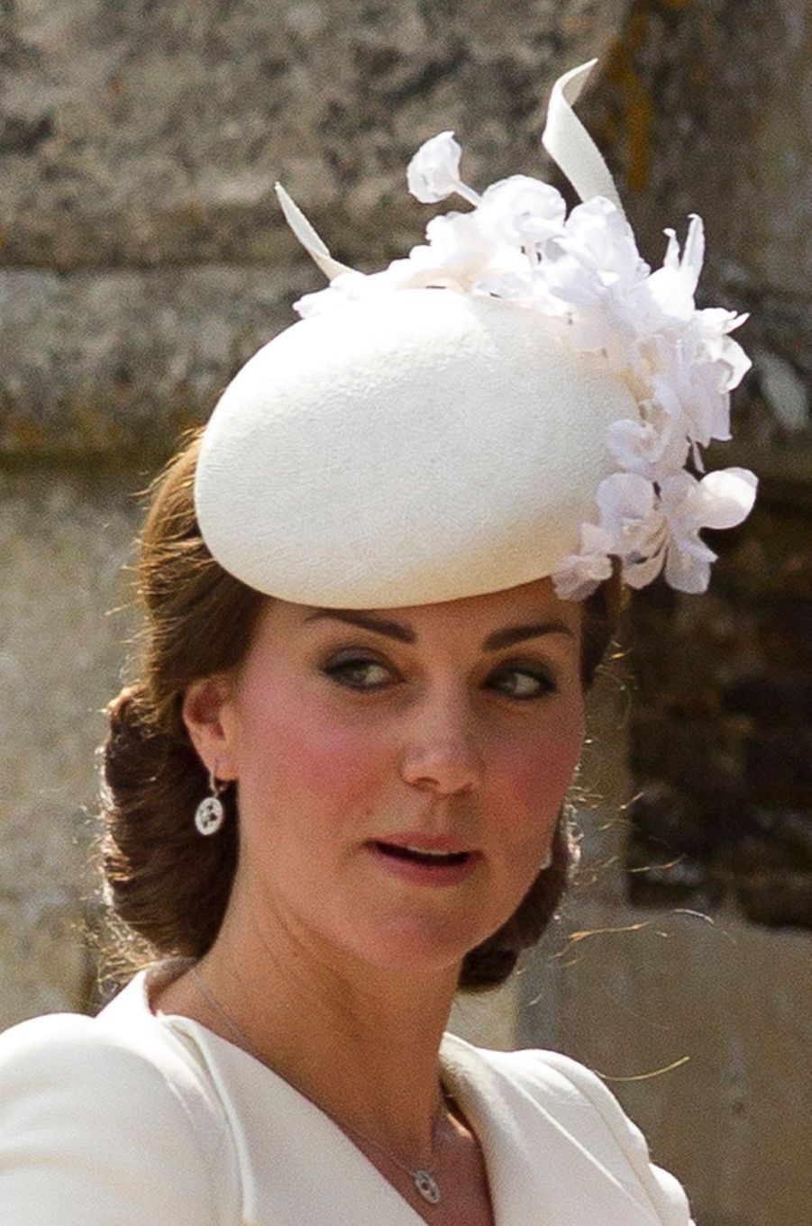 La duchesse de Cambridge, née Kate Middleton, le 5 juillet 2015