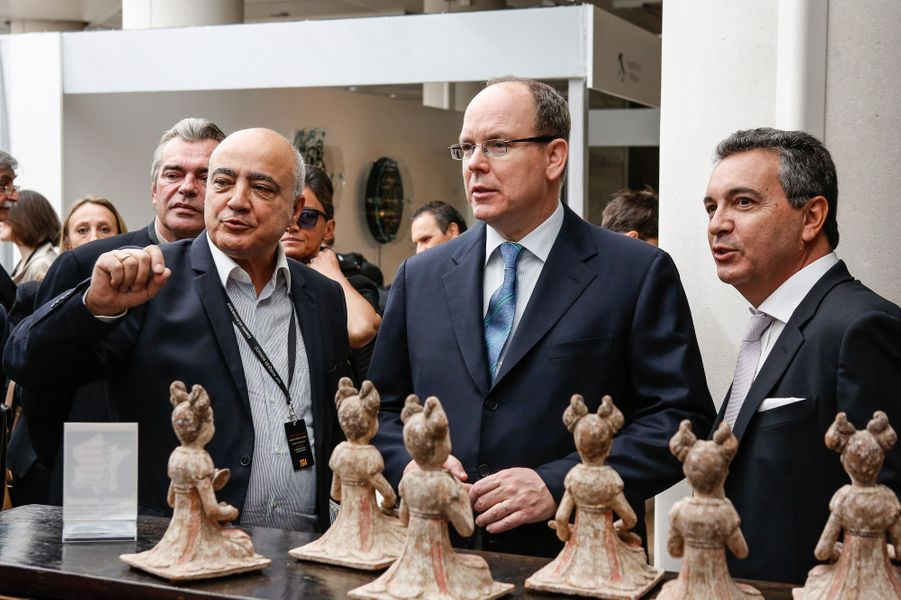 Albert de Monaco, amoureux du luxe