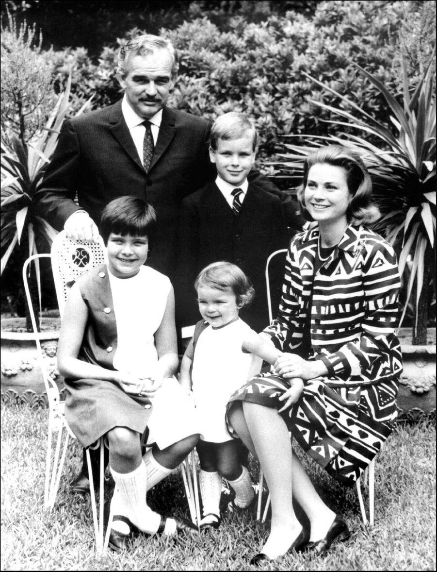 Le prince Albert en famille, 1967