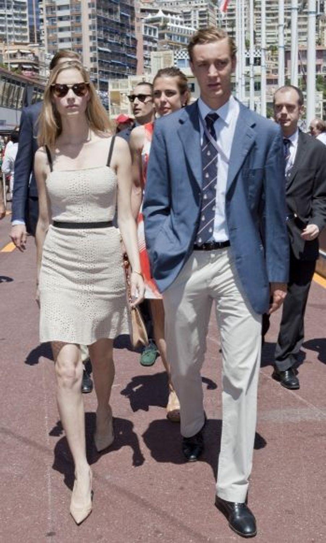 Pierre Casiraghi et Beatrice Borromeo