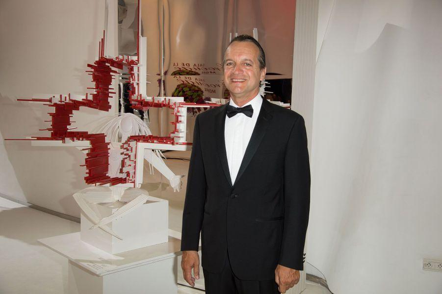 Georges Marsan, maire de Monaco