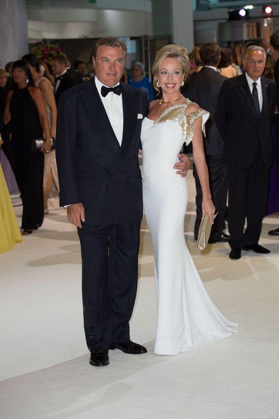 Le duc et la duchesse de Castro