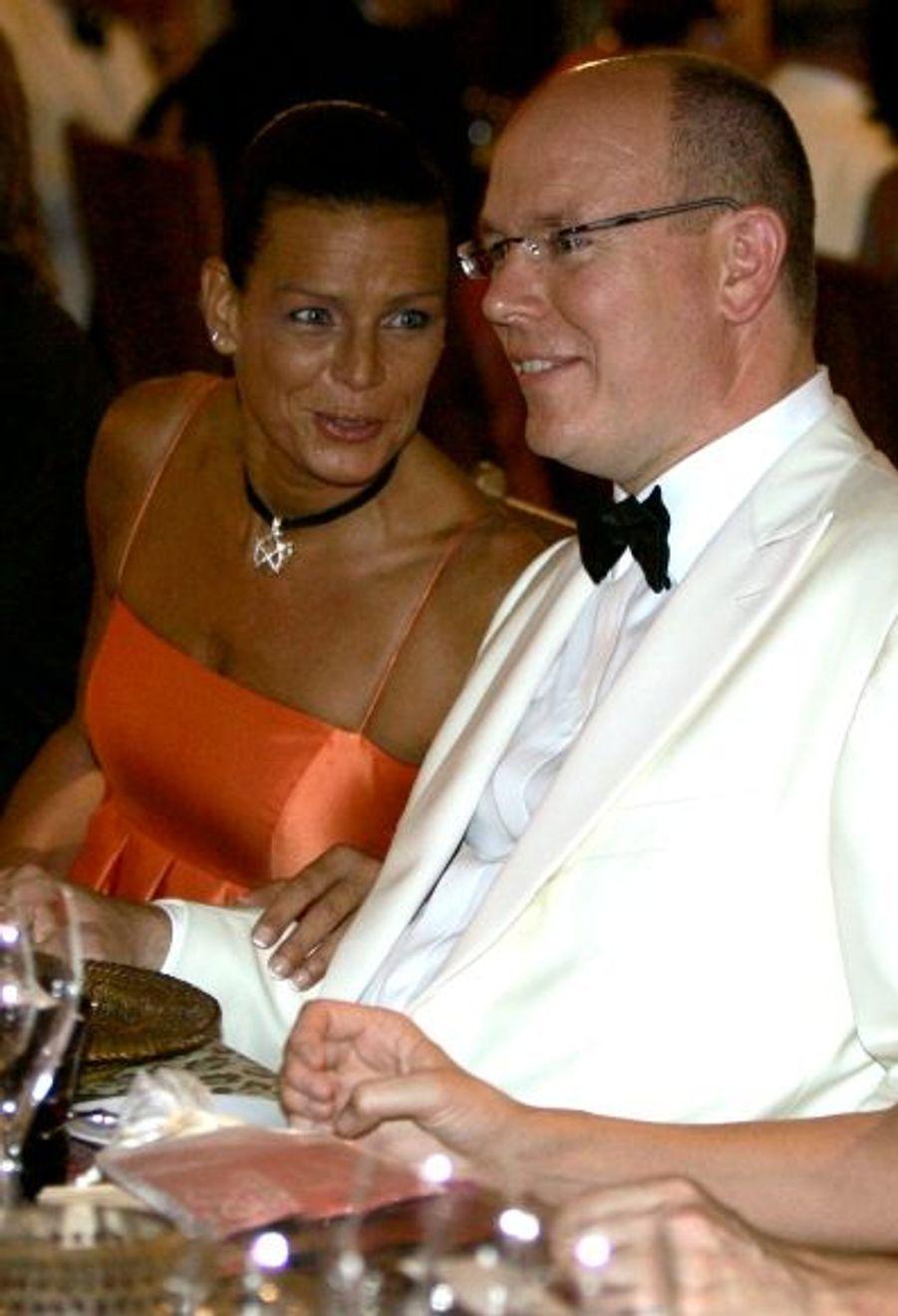 Au bal de la Croix Rouge en 2008
