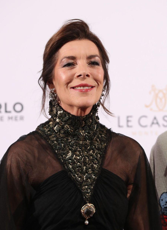 Au Dîner Surréaliste Avec Caroline De Monaco 10